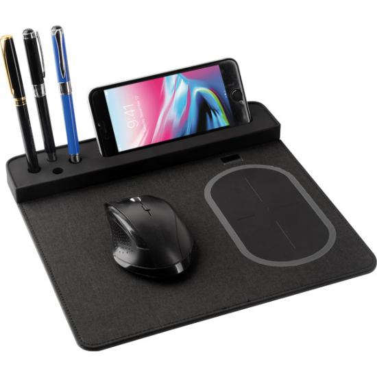 PWB-210 Wireless Şarjlı Mouse Pad